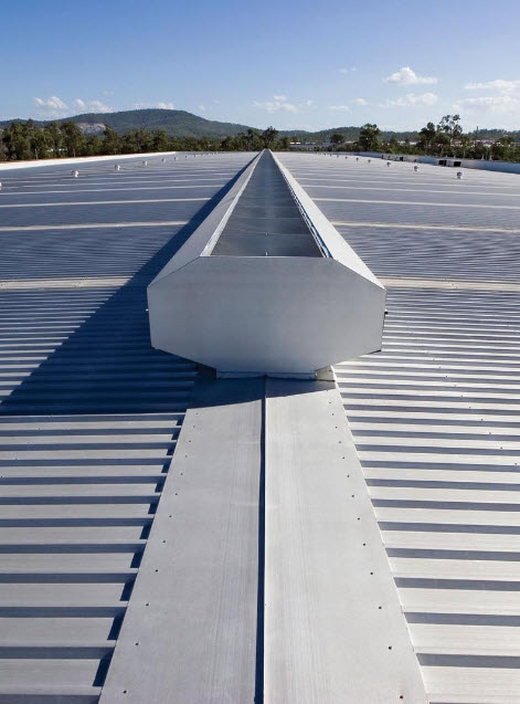 Commercial Roof Restoration Perth